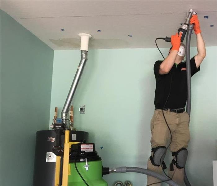 SERVPRO can handle any type of water loss