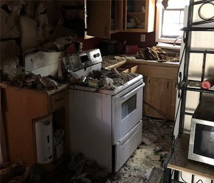 SERVPRO of North Tempe can handle any size fire loss